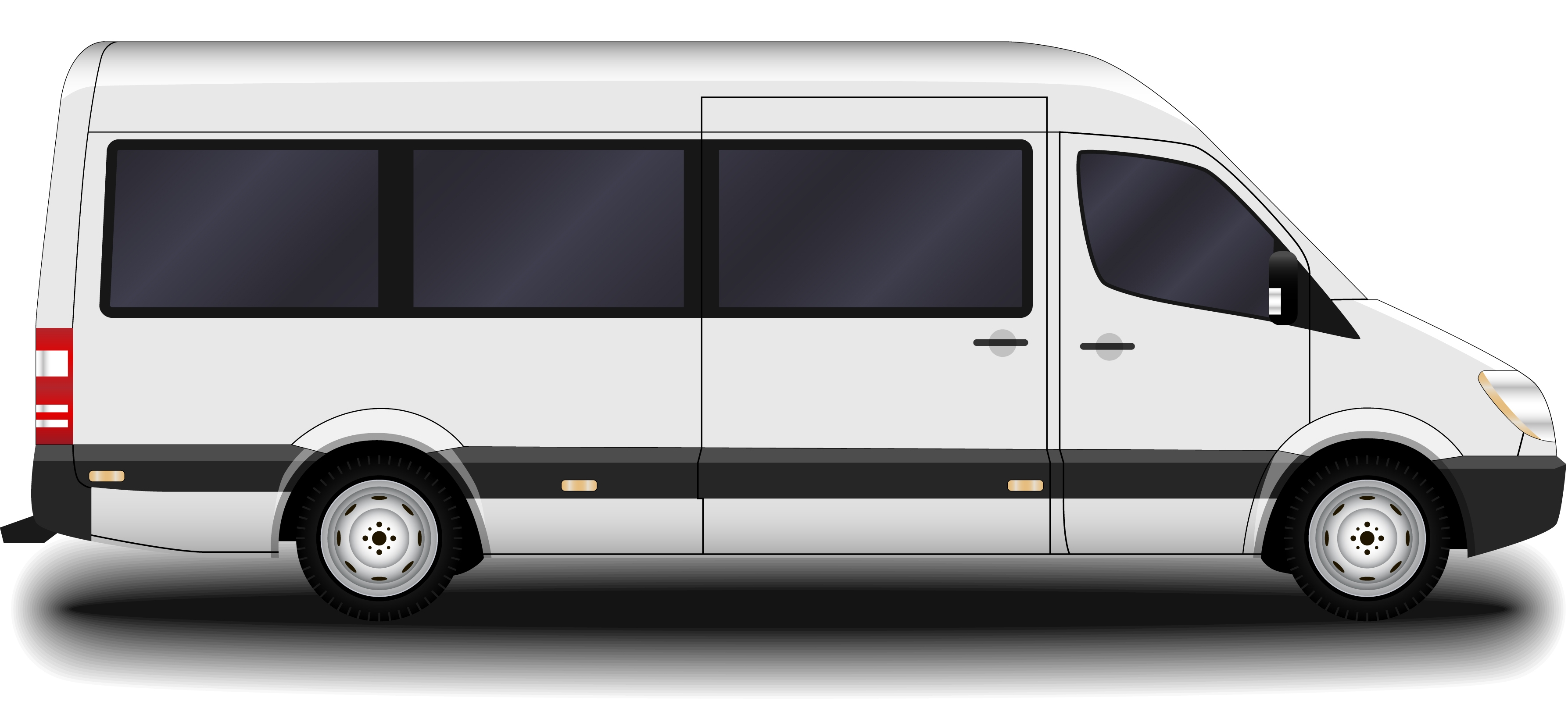 Busse mit 16 Sitzplätzen